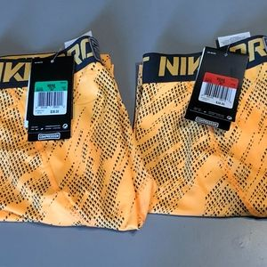 NWT Nike Pro Combat Dri-fit compression shorts L